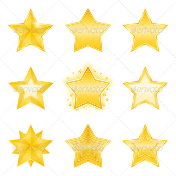 Star Template 19 Download Documents in PDF PSD Vector EPS – Star Template