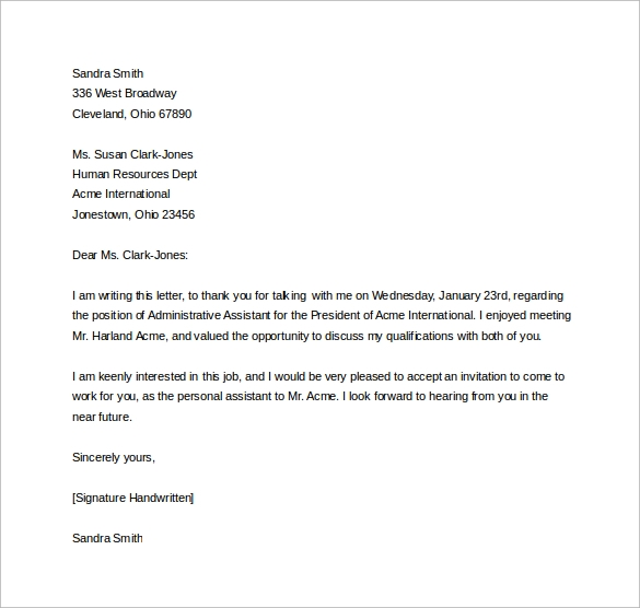 sample email thank you letter after interview juve cenitdelacabrera co