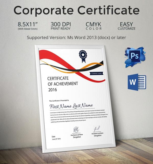 Creating Certificate Templates Mandegarfo