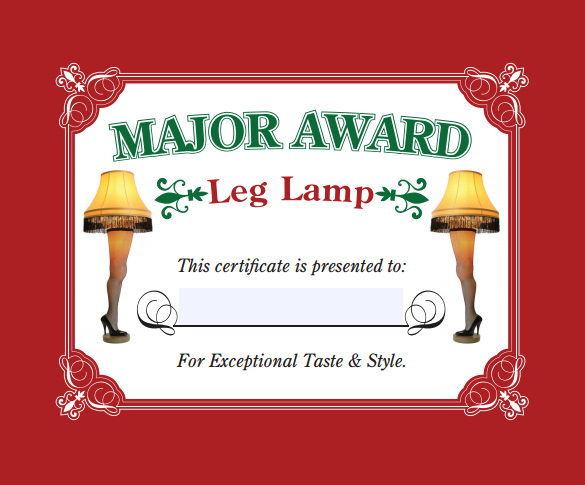 42 printable award certificate templates to download