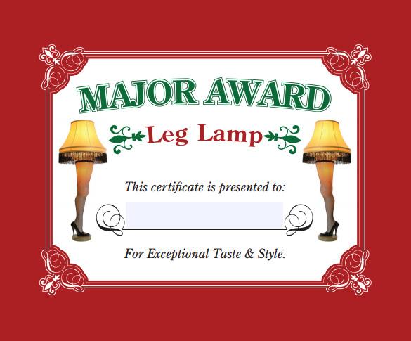 Award Certificate Template - 29+ Download in PDF, Word ...
