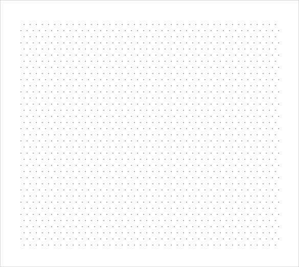 isometric dot graph paper free download