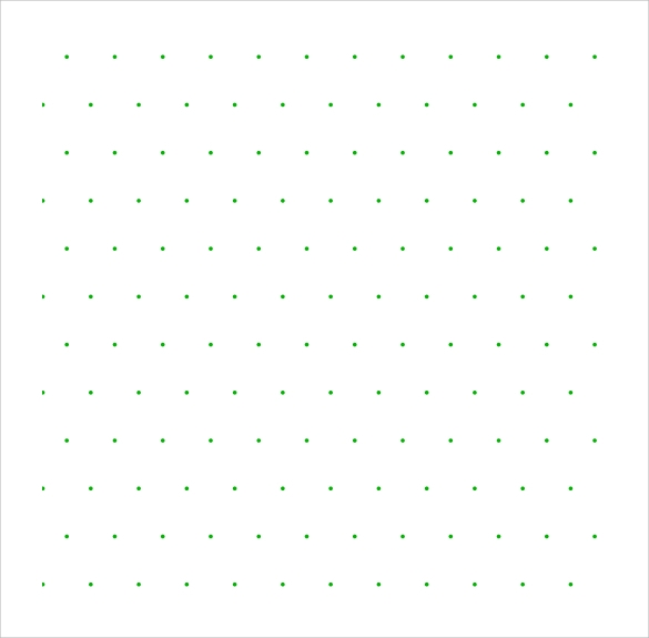 sample isometric dot graph paper pdf