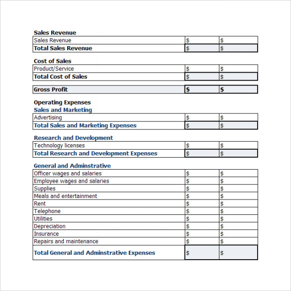 Worksheet Free Profit And Loss Worksheet profit and loss template 18 download free documents in pdf word example download