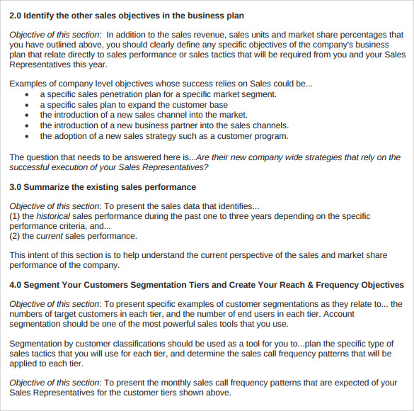 Plan Sales. Sales Action Plan Template Pdf Sample Sales Action