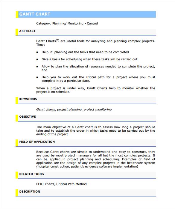 gantt chart template free pdf1