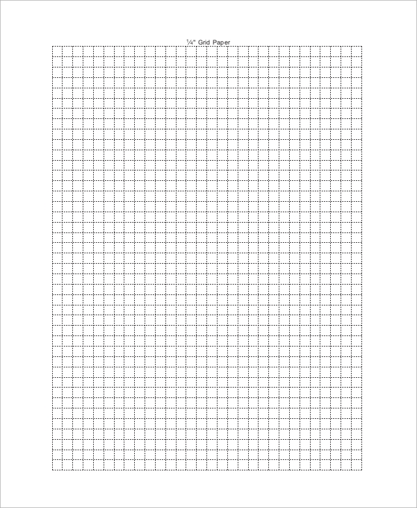It is a graphic of Persnickety Printable 1 Inch Graph Paper