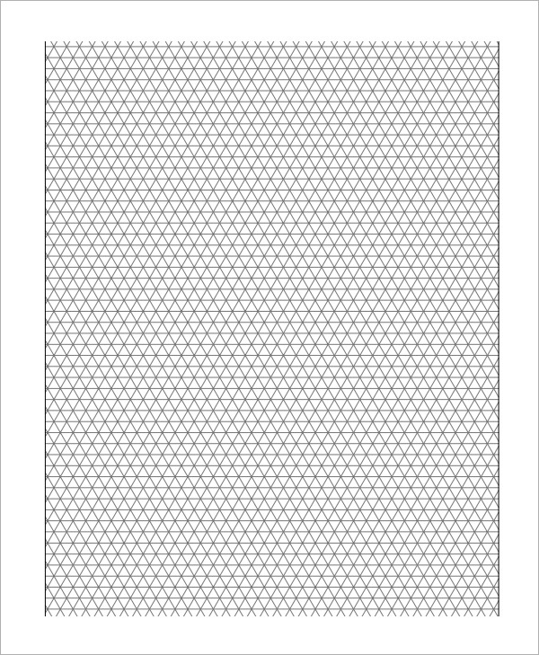 Sample D Graph Paper Template   Free Documents In