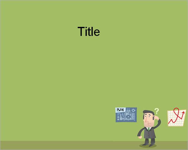 blank strategic planning template ppt