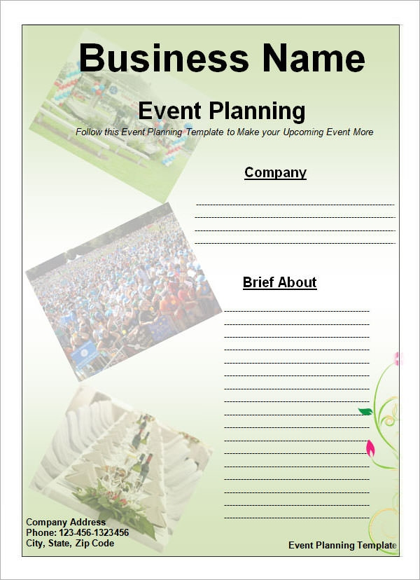 business event planning template1