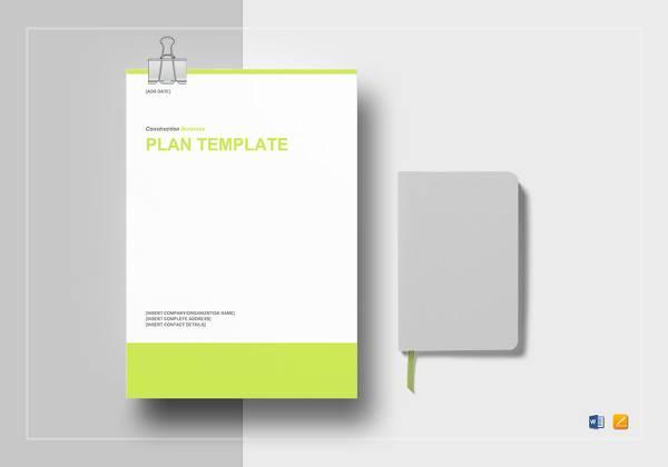 construction business plan template1