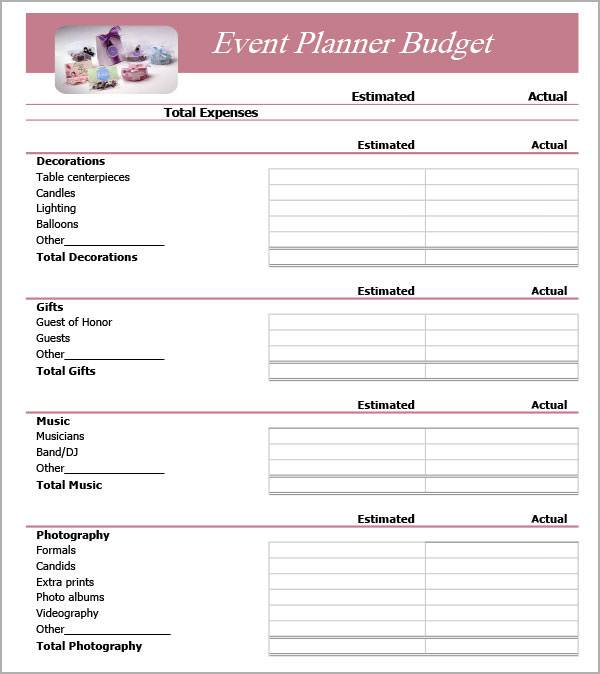 sample event planning template .