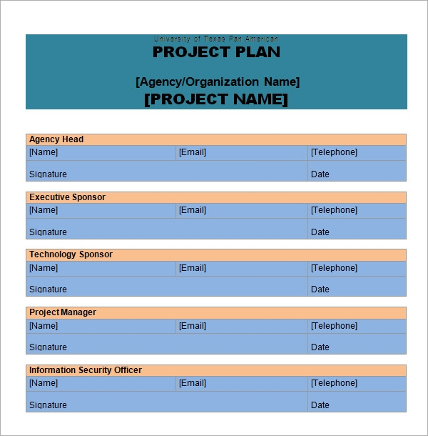 project plan ms word excel forms spreadsheets templates