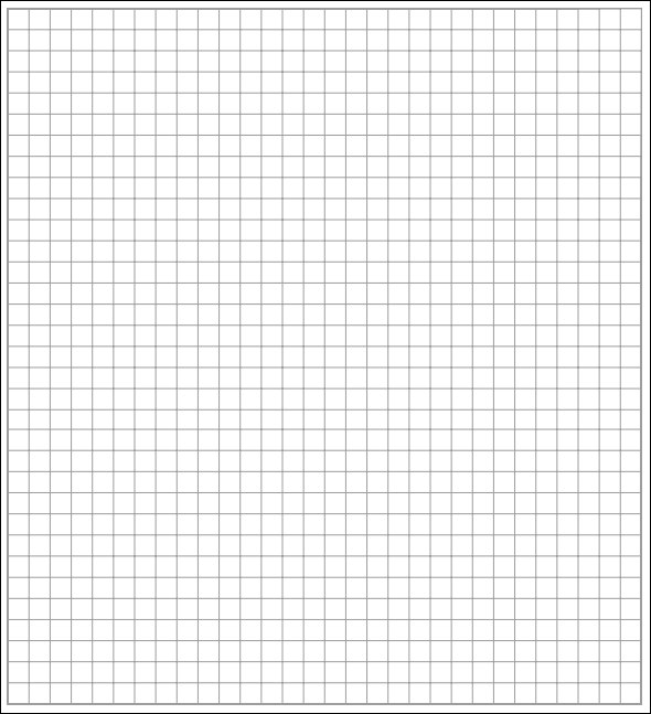 7 printable math graph paper templates sample templates for 1 cm graph paper template word