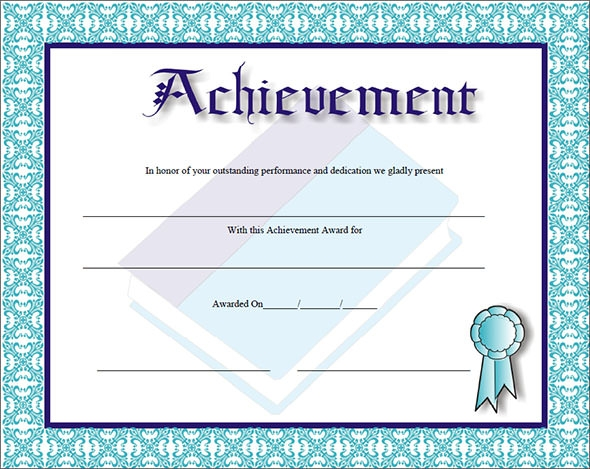 national certificate of educational achievement