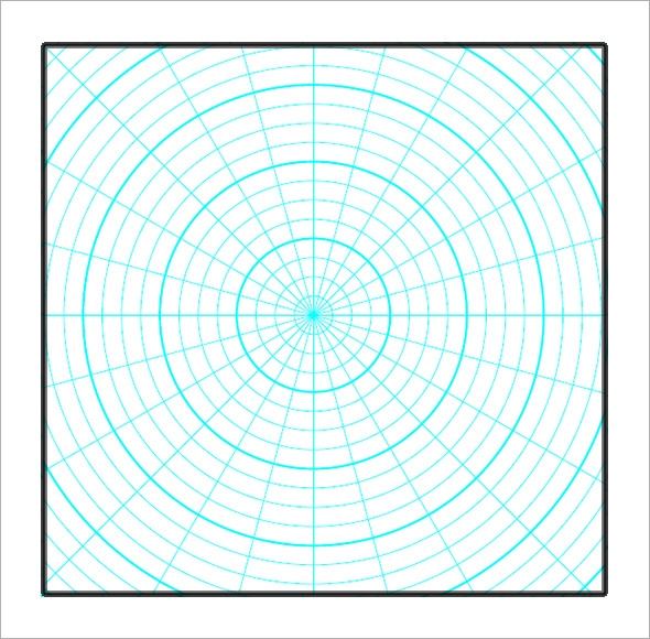 Satisfactory image pertaining to polar graph paper printable