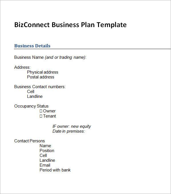 sample business plan1