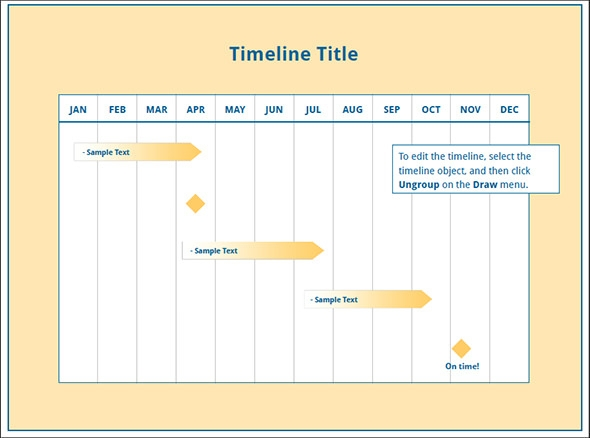 Sample Timeline Templates - 14+ Free Documents In Pdf , Word, Ppt, Psd