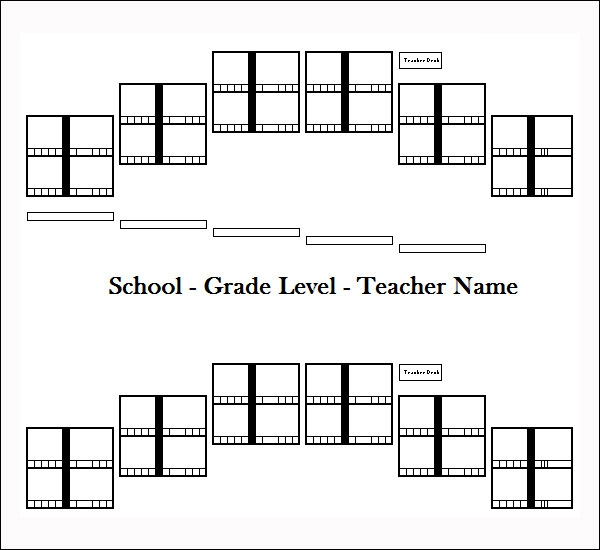 Awesome Group Seating Chart Template Pictures - Resume Ideas ...