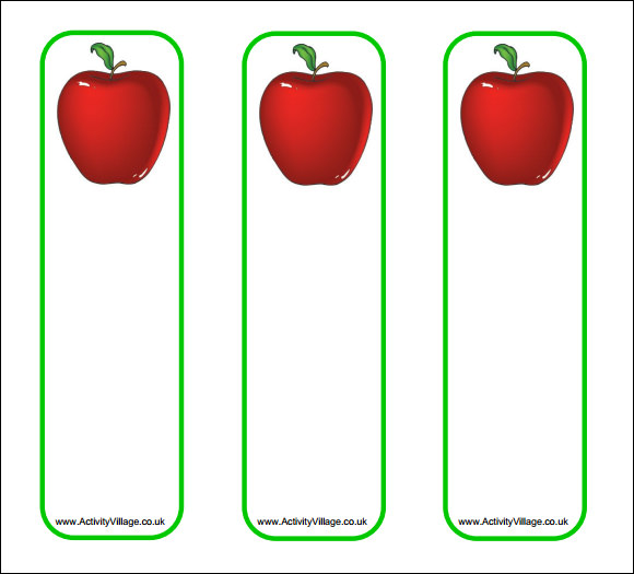 Bookmark Template   Download In Pdf Psd Word