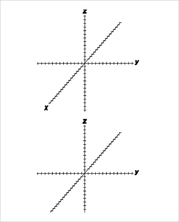 Cartesian Graph Paper3