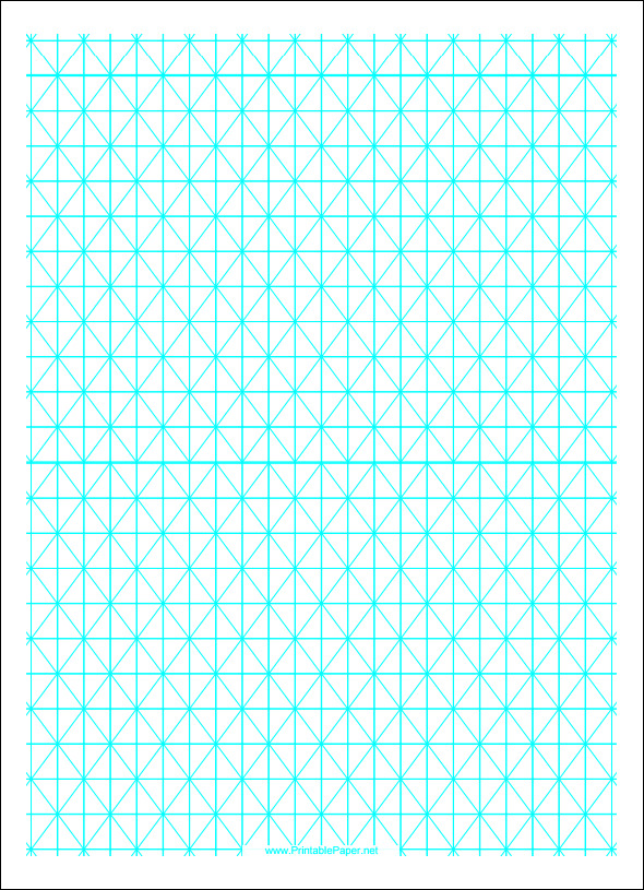isometric graph paper notebook1