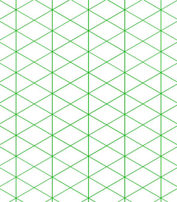 9 Isometric Graph Paper Sample Templates