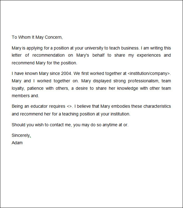 Job Letter IntroductionLetterForJobLetterOfJobInterest