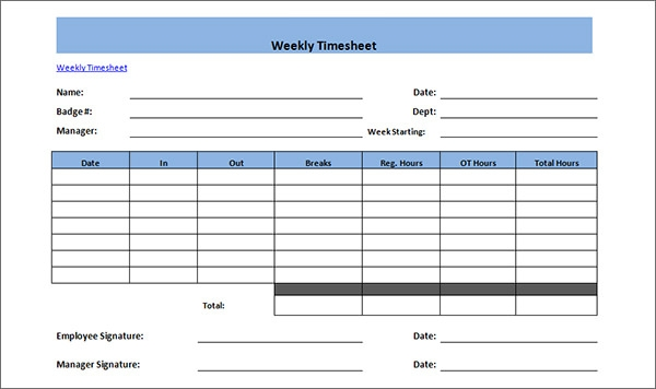 free 16  time card calculator templates in pdf