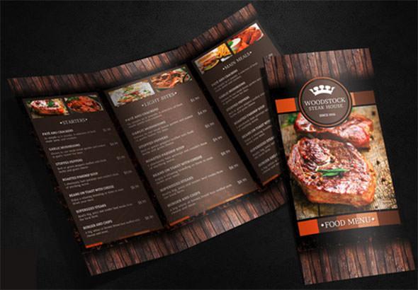 free 7  sample menu designs in psd