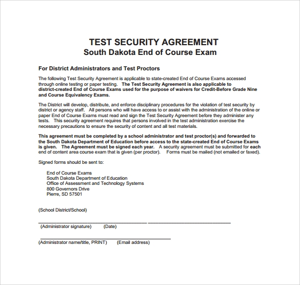 sample security agreement1
