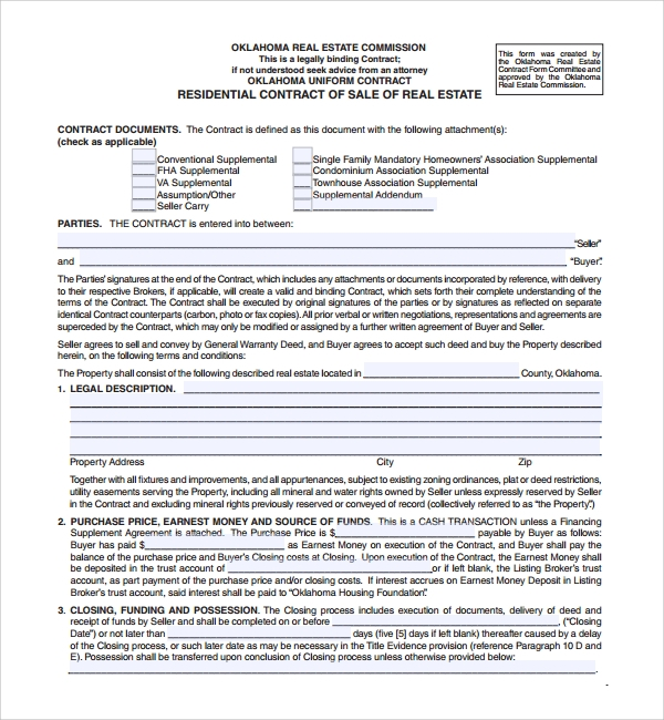 Sample Purchase And Sale Agreement   Documents In Word Pdf