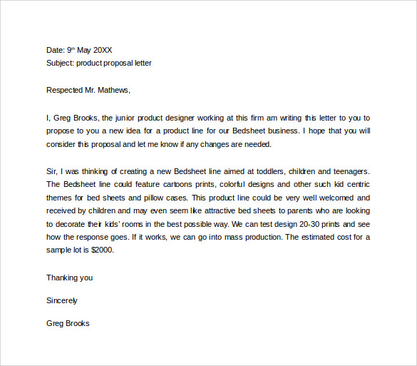 Cover letter format word 2007