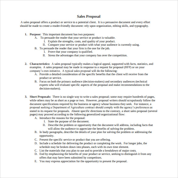 Job Proposal Pdf Company Job Proposal Template Pdf Job Proposal
