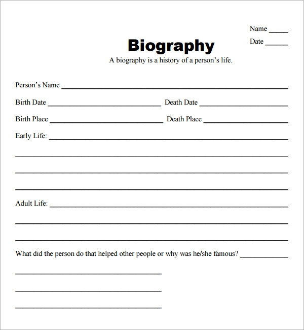 short autobiography essay form An example of an autobiographical essay/personal narrative [written by a student in the labour studies program, used with permission.
