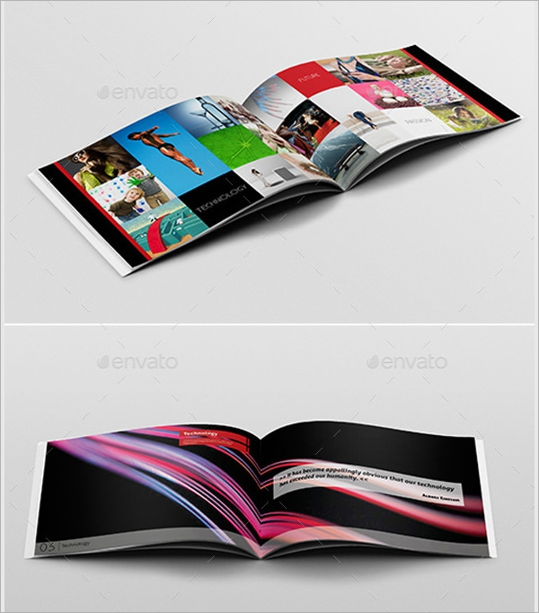 business report template download