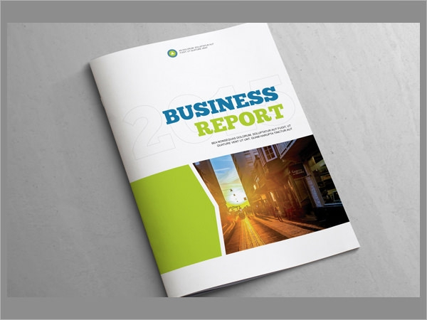 19 sample business report templates sample templates business report template flashek Choice Image