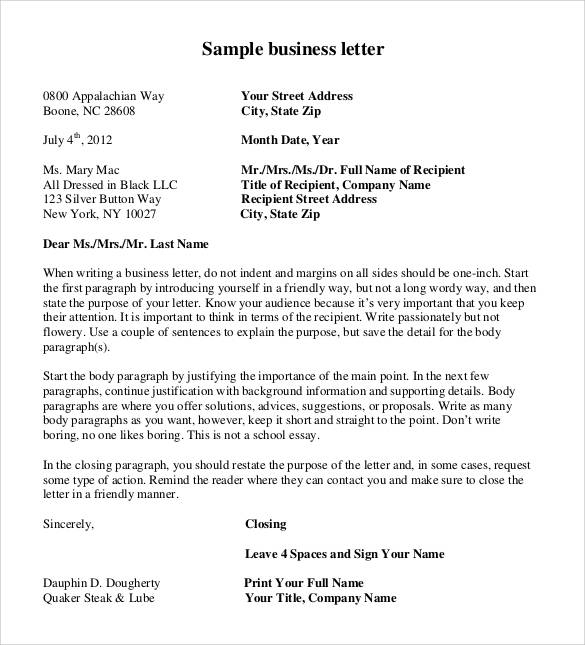formal-corporate-business-letter-sample