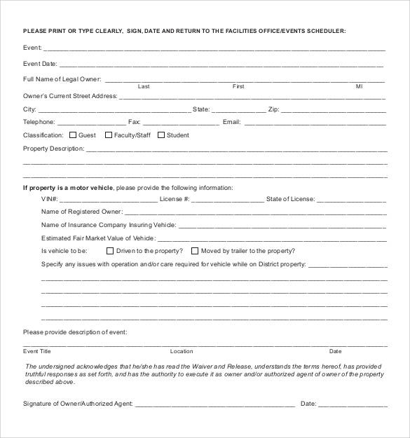 30 Sample Hold Harmless Agreement Templates To Download Sample
