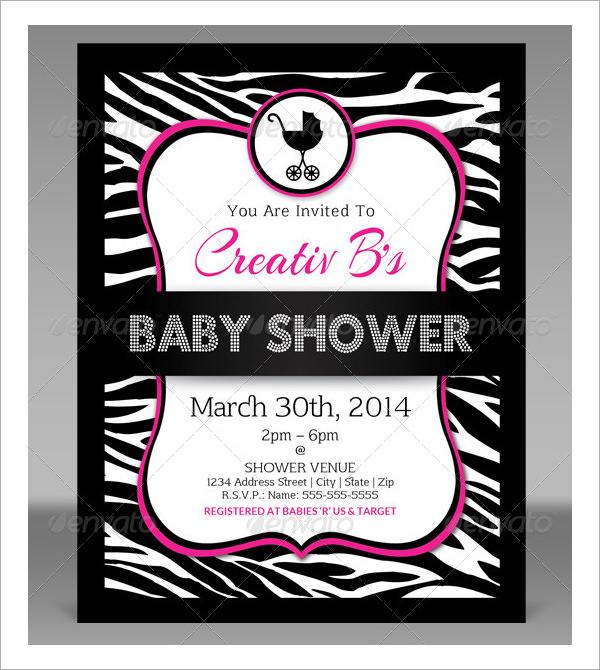 baby shower invitation ideas