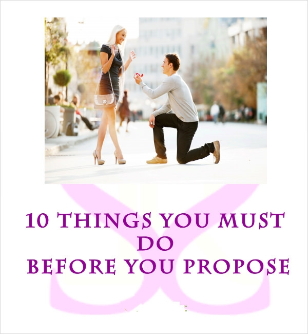 Sample Marriage Proposal Template -15+ Documents In PDF