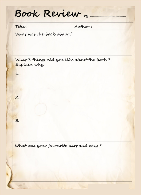 Free complete book reports