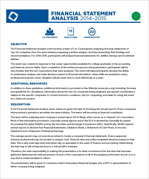 Analysis Report Template - Apigram.Com