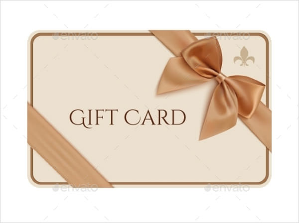 Gift Card Sample Nevse Kapook Co