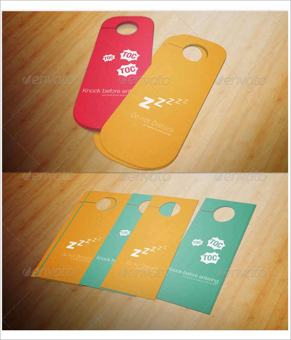 printable door hanger