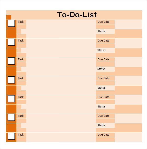 Terrible image for todo list printable