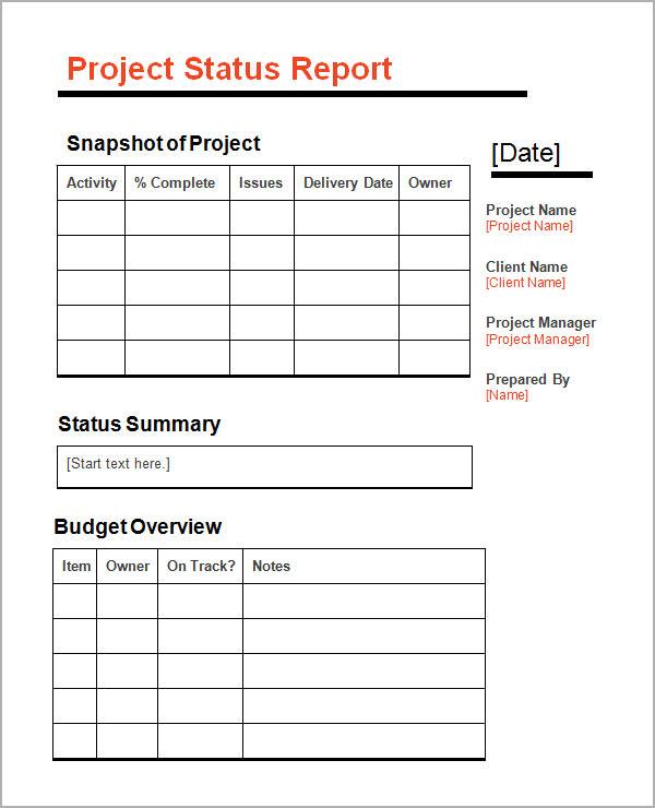 report templates .