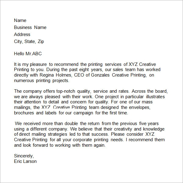 Business reference letter solarfm altavistaventures Image collections
