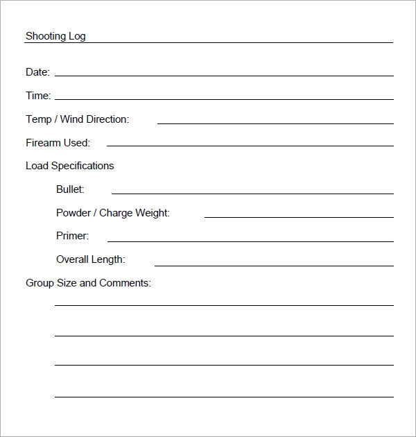 free template sign in sheet