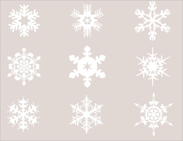 snow flake template - Roho.4senses.co